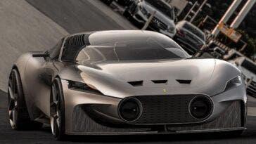 Ferrari GTO 20/21 Daniel Gombo
