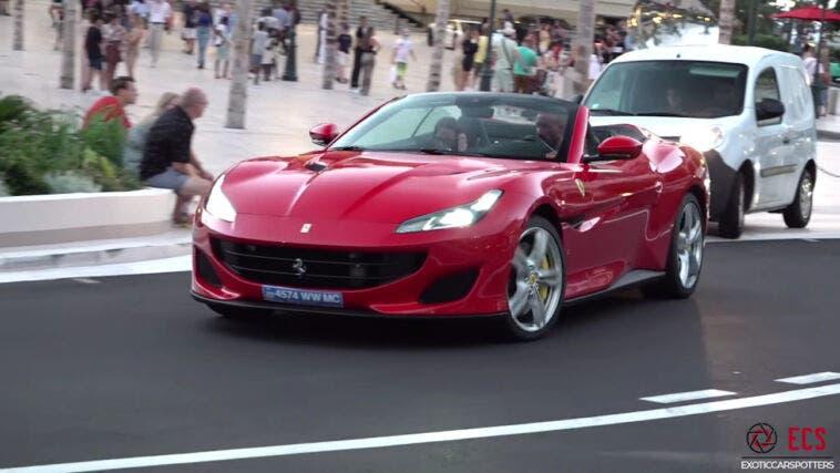 Ferrari Portofino Monaco