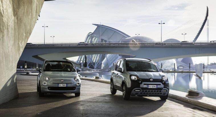 Risultati da record per Fiat Panda e 500 in Europa