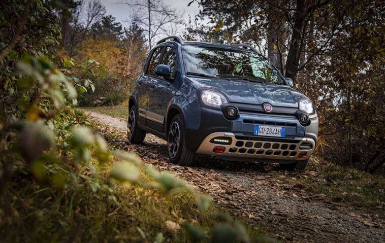 Fiat Panda Cross Miglior Crossover 2020