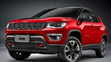 Jeep Compass Trailhawk Turbodiesel