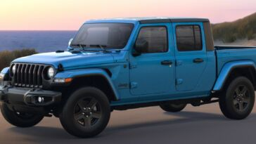 Jeep Gladiator California Edition