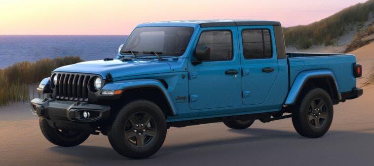 Jeep Gladiator California Edition