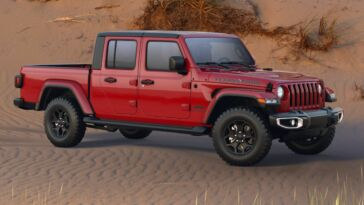 Jeep Gladiator Texas Trail Edition