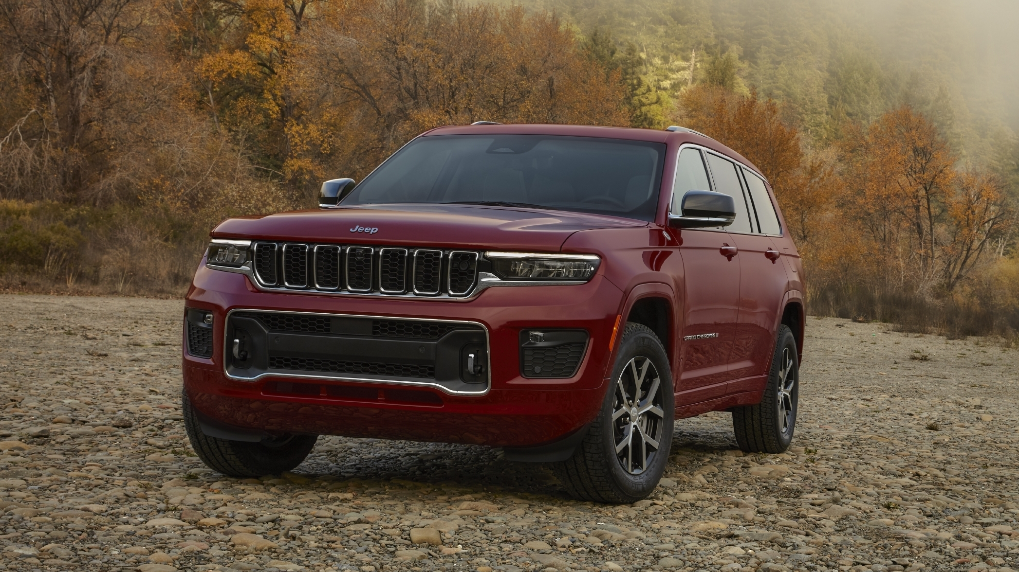 Jeep Grand Cherokee L Overland Off-Road 2021