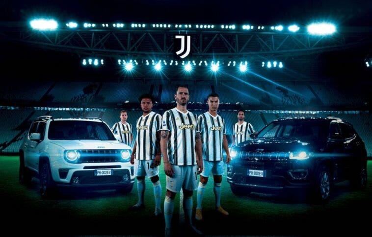 Jeep Juventus Supercoppa Italiana 2020