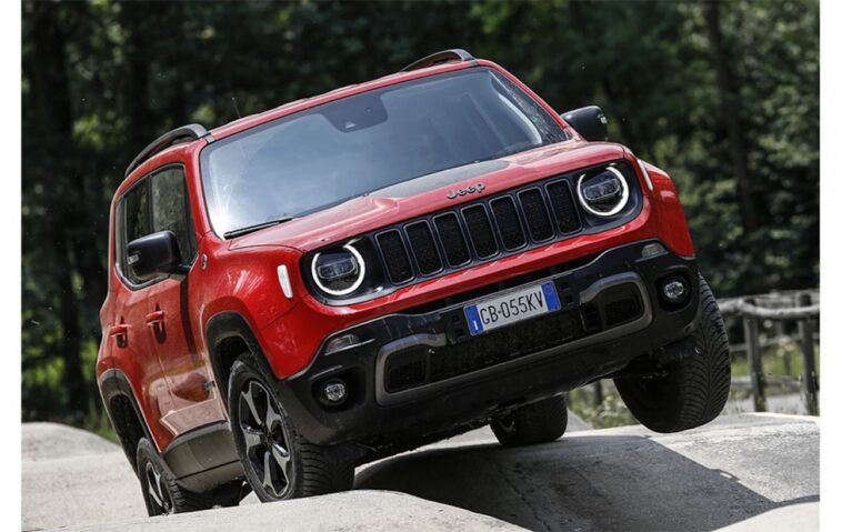 Jeep Wrangler e Renegade 4x4 of the Year Awards 2021