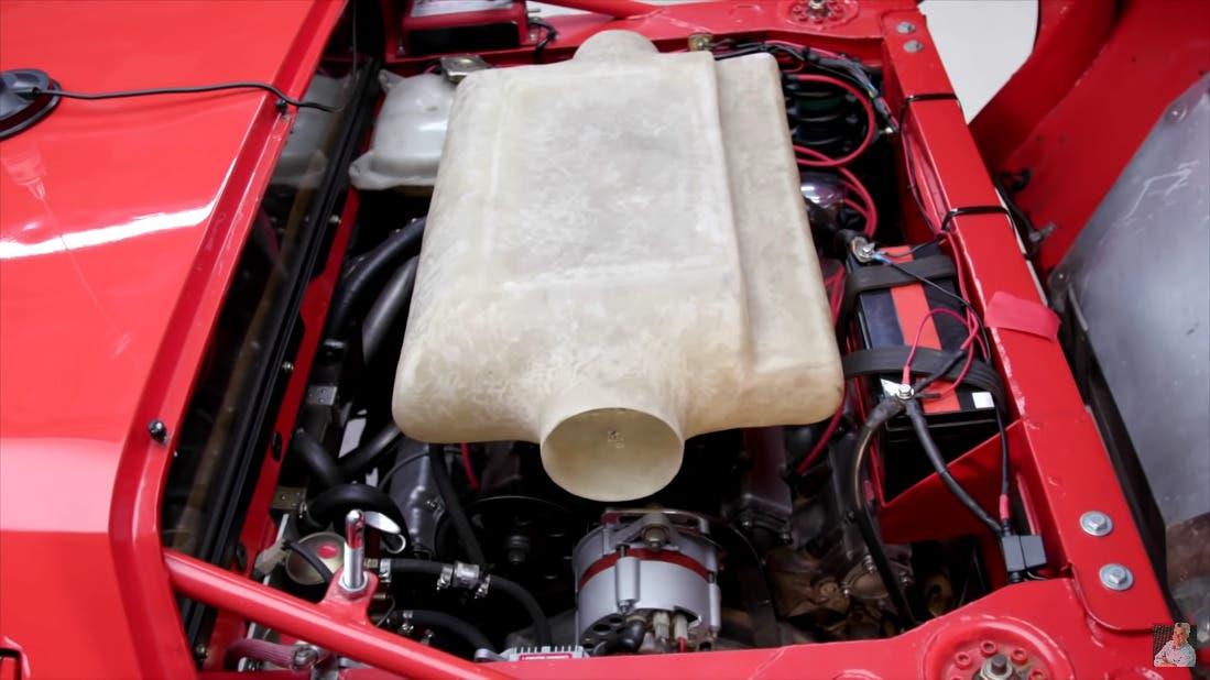 Lancia Stratos HF Jay Leno