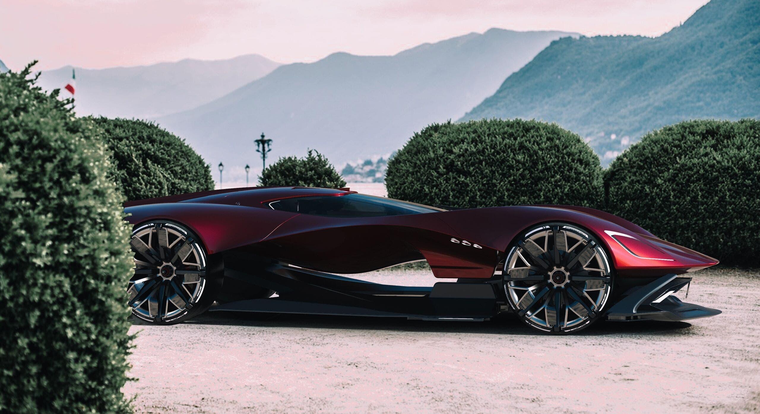Maserati Neptune render