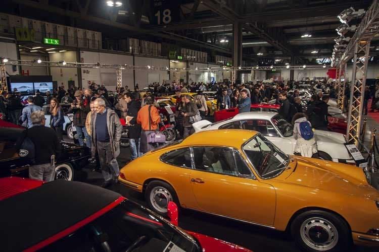 Milano AutoClassica edizione 2021