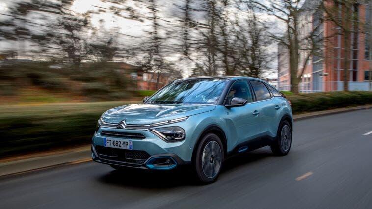 Nuove Citroën C4 e-C4 gennaio offerte vantaggiose