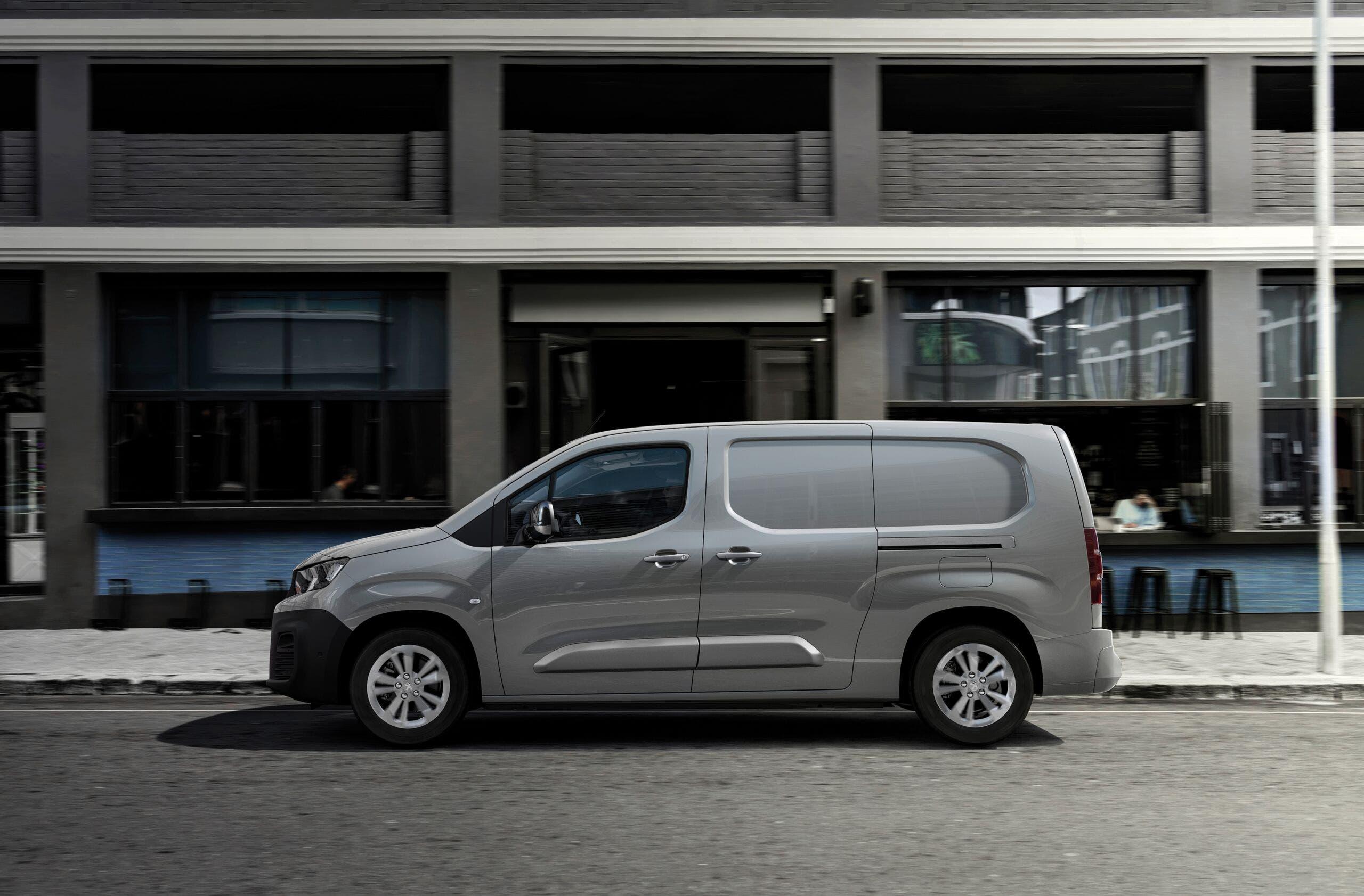 Nuovo Peugeot e-Partner