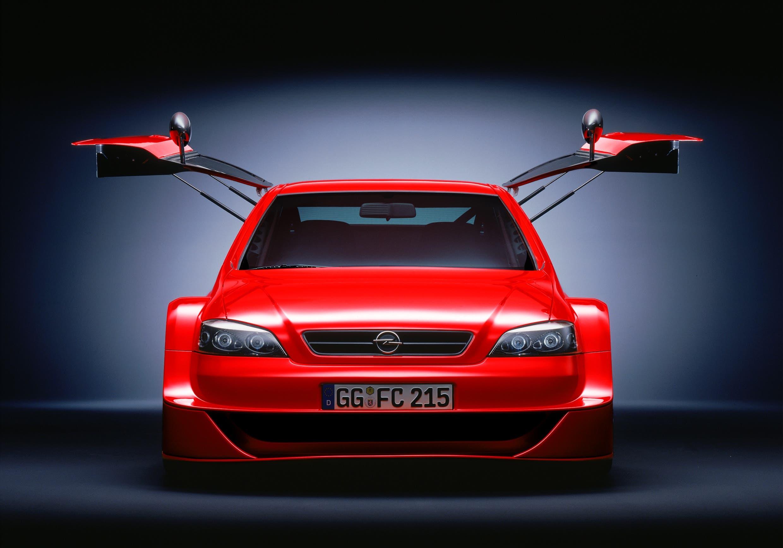 Opel Astra Coupè OPC X-Treme