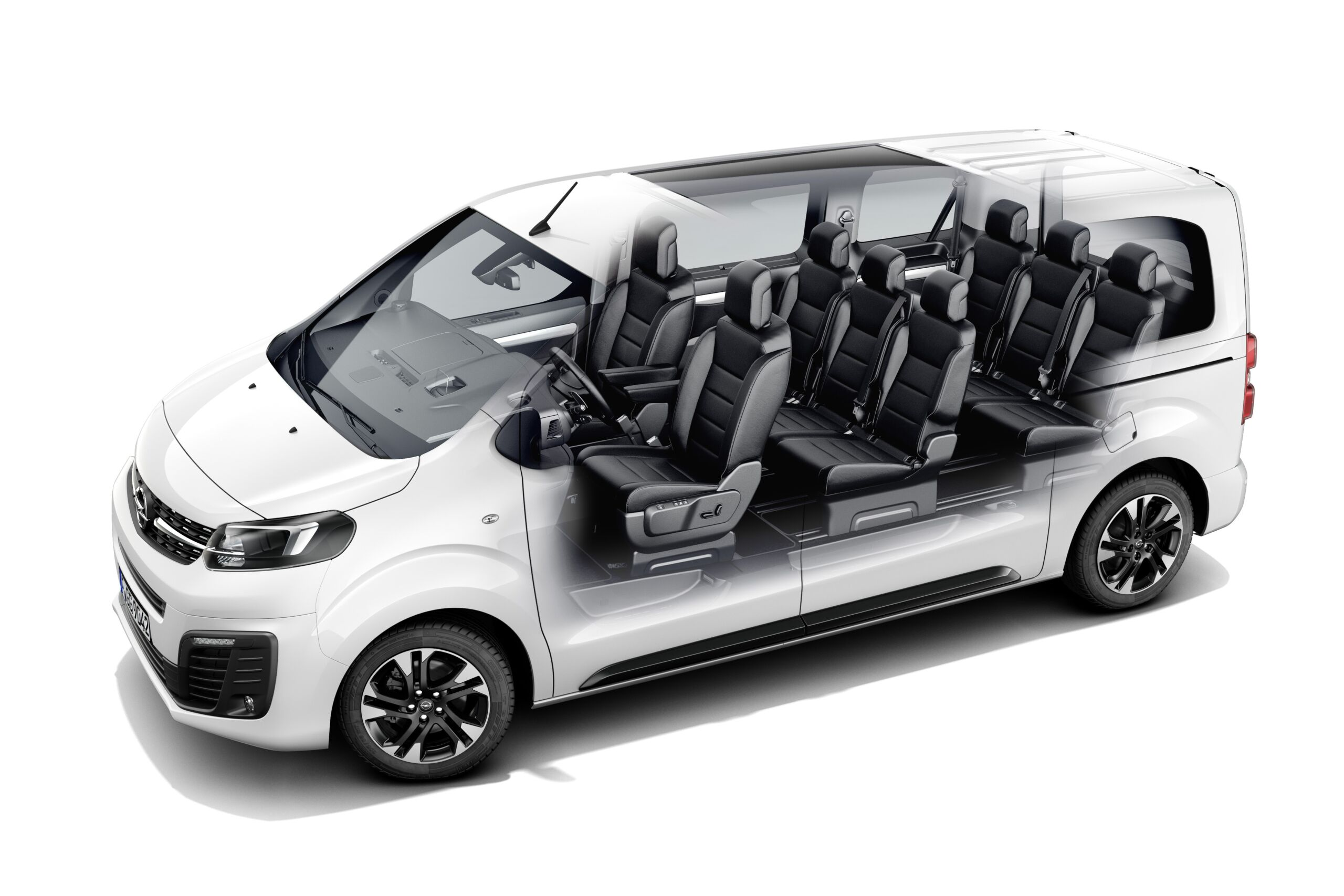 Opel Zafira Life personalizzazione