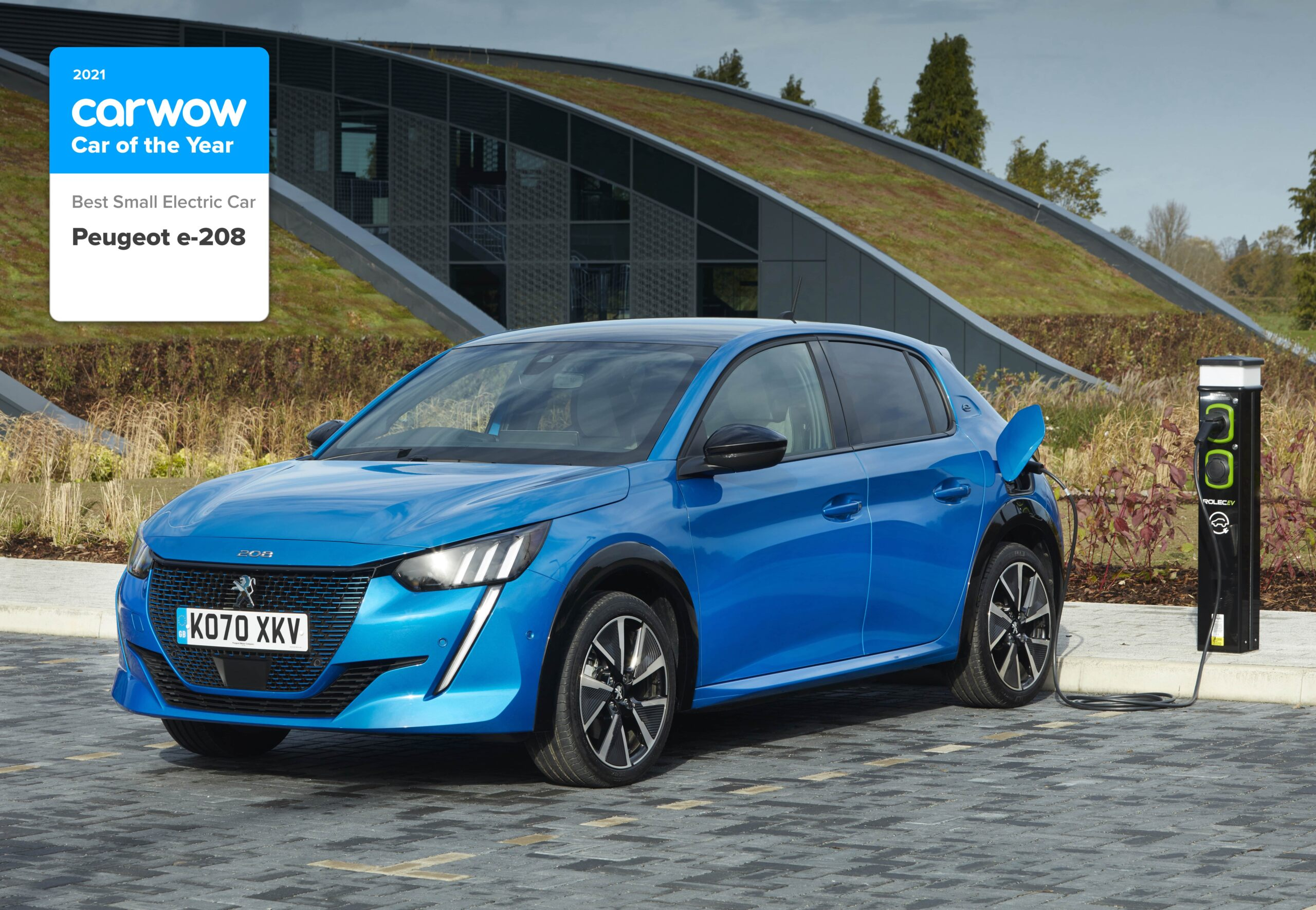 Peugeot Car of the Year Awards 2021 Carwow