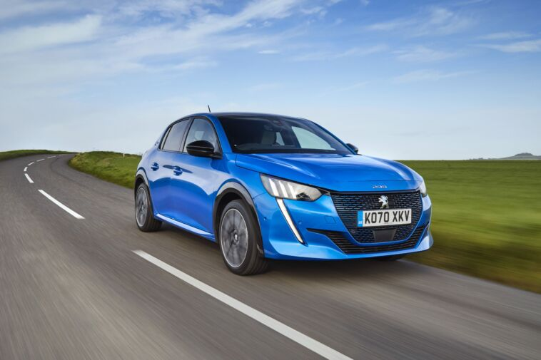 Peugeot Company Car Today CCT100 Awards 2021