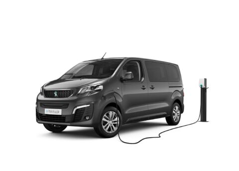 Peugeot e-Traveller due nuove versioni