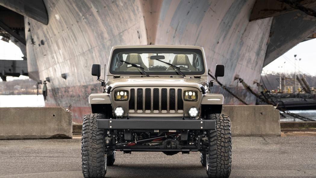 Quadratec YJL Jeep Wrangler
