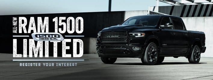 Ram 1500 Limited 2021 Australia