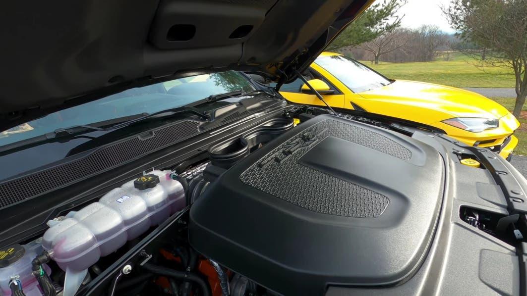 Ram 1500 TRX vs Lamborghini Urus drag race