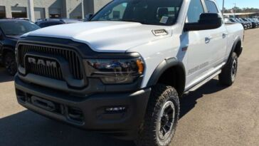 Ram 2500 Power Wagon 75th Anniversary Edition