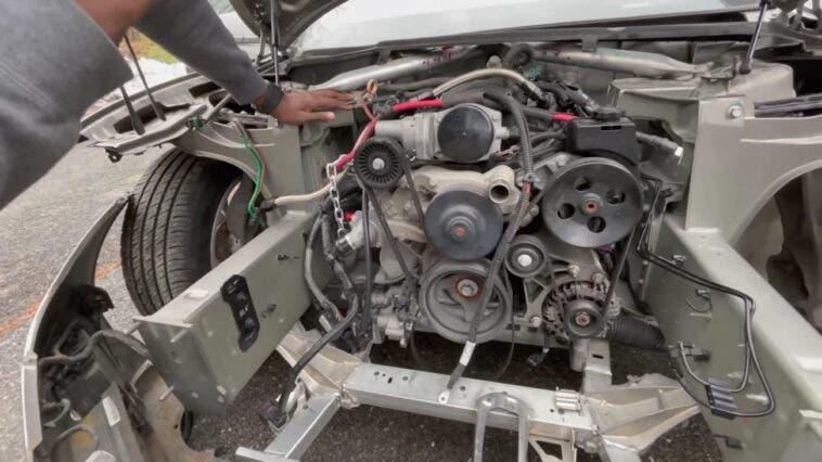 Tesla Model S V8 ultimi progressi