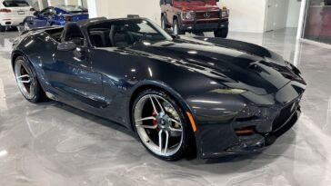 VLF Force 1 Dodge Viper