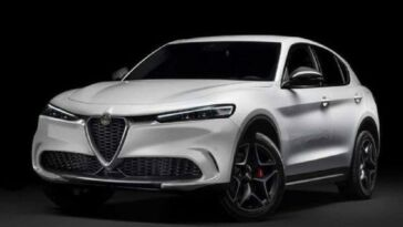 Alfa Romeo Stelvio Restyling