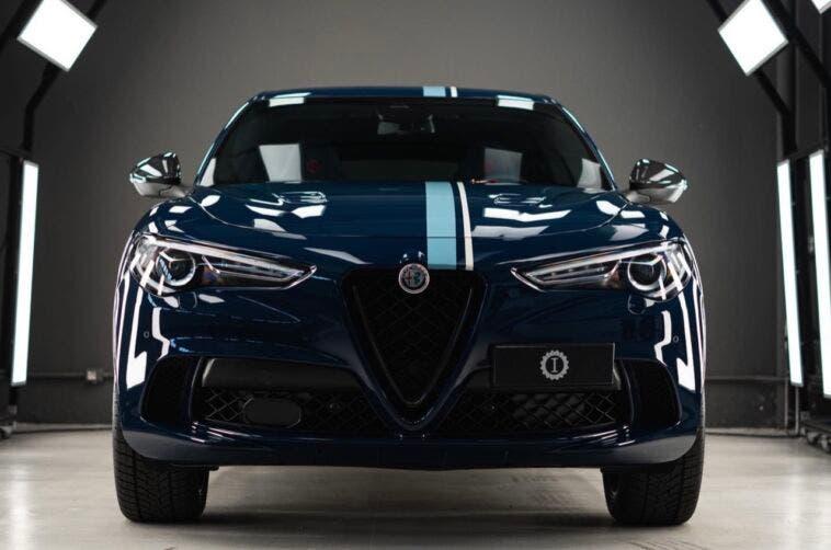 Alfa Romeo Stelvio Quadrifoglio Garage Italia