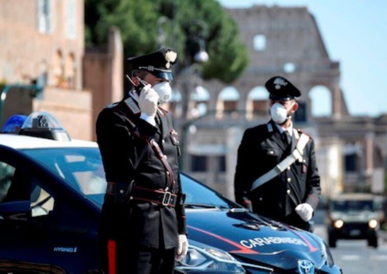 carabinieri-covid-1-ilmamilio
