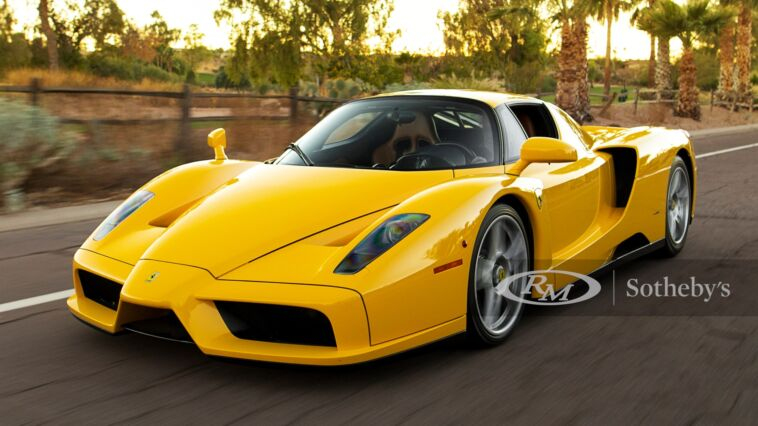Ferrari Enzo asta
