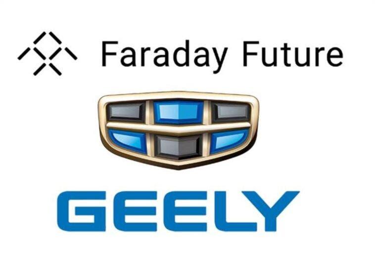 faraday geely