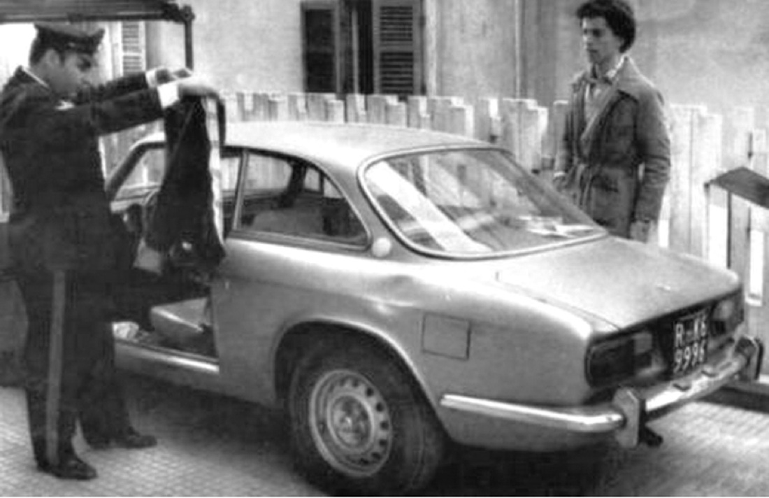 Pasolini Alfa Romeo