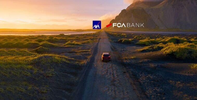 FCA Bank e AXA