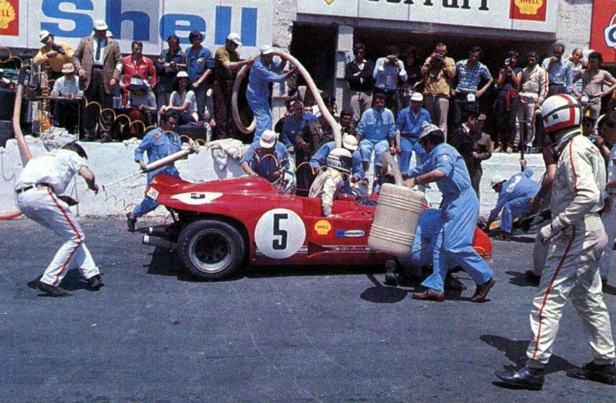 Alfa Romeo 33/3 Vaccarella