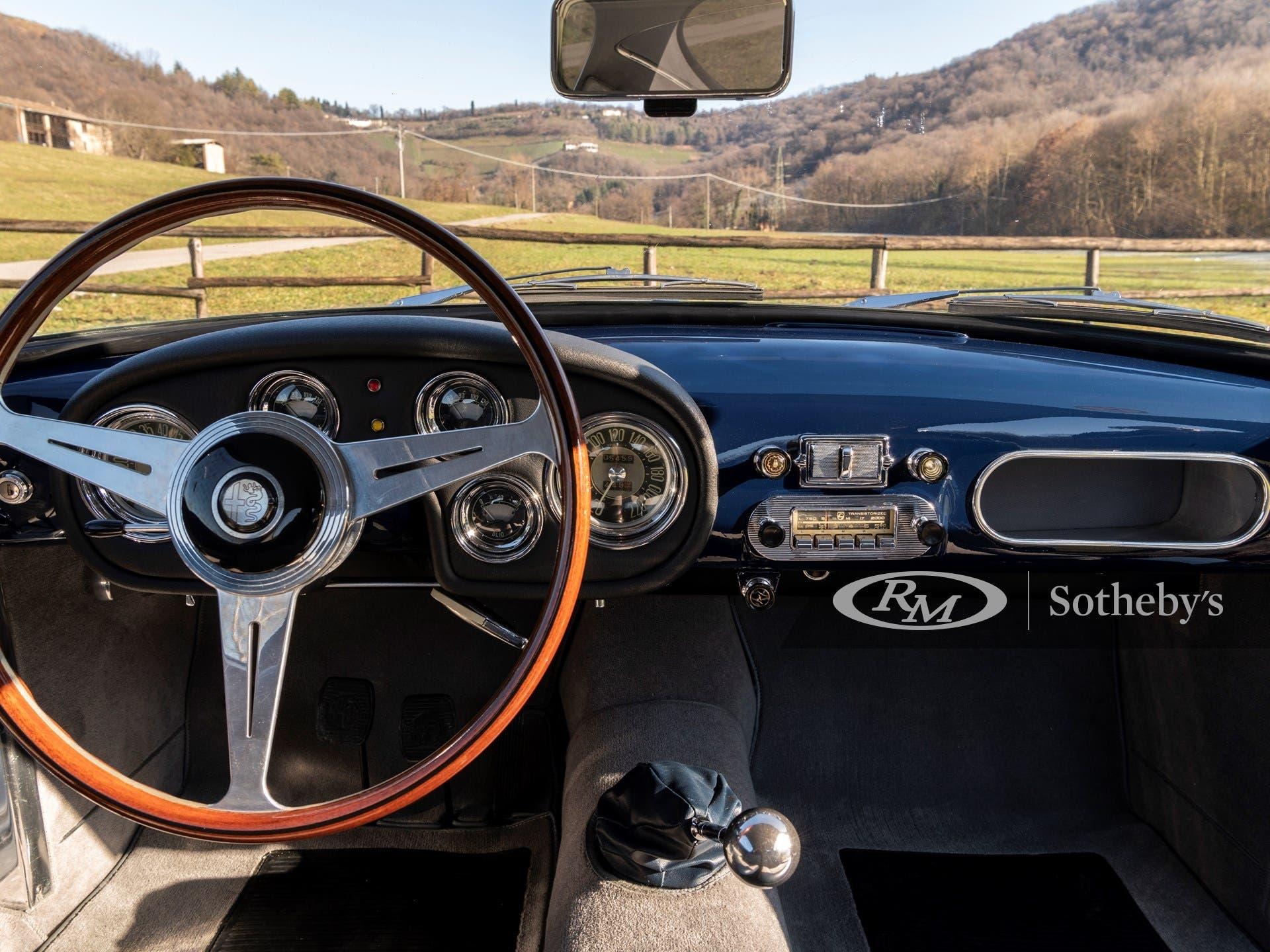 Alfa Romeo 1900C Super Sprint Touring 1957 asta