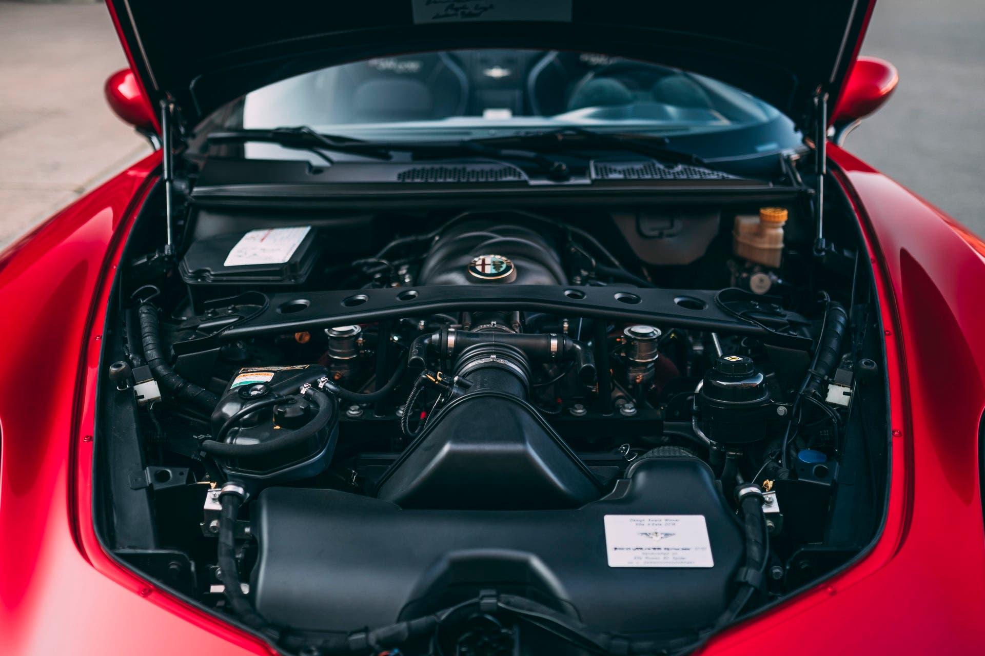 Alfa Romeo Disco Volante Spyder 2017