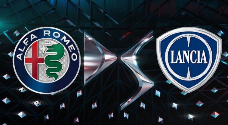 Alfa Romeo, Lancia e DS
