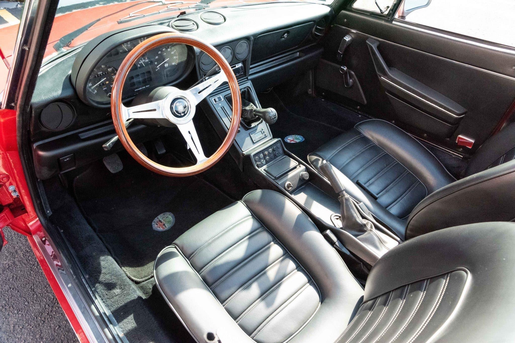 Alfa Romeo Spider Graduate 1986 asta online