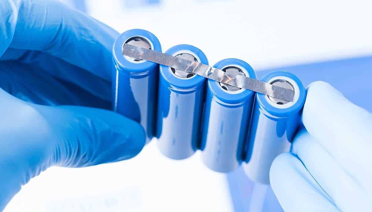 Batteria al grafene