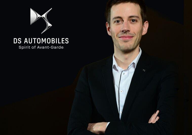 Benjamin Maigre DS Automobiles