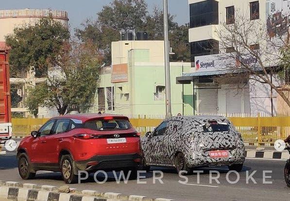 Citroën CC21 nuovo prototipo india