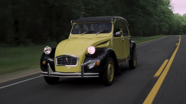 Citroën 2CV Hagerty
