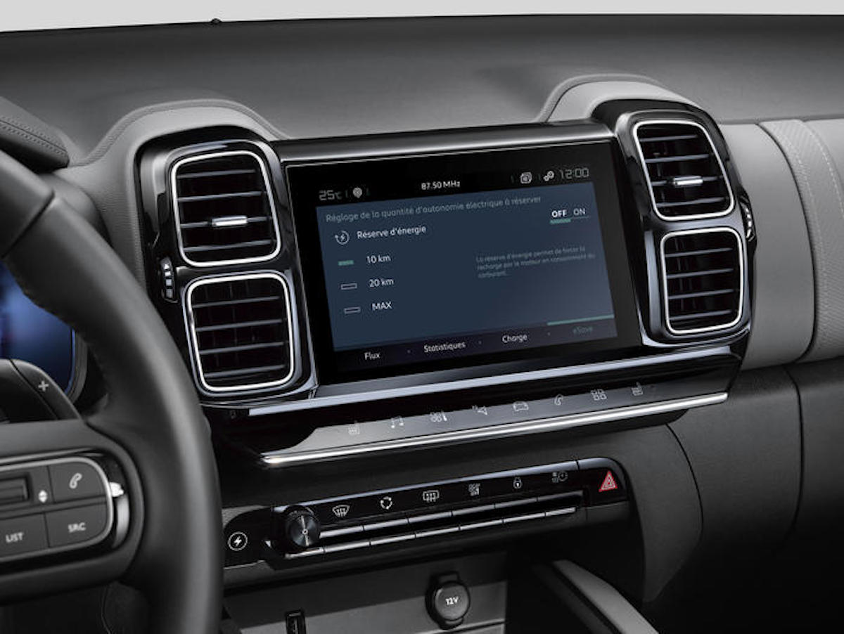 Citroën C5 Aircross Hybrid Plug-In e-Save
