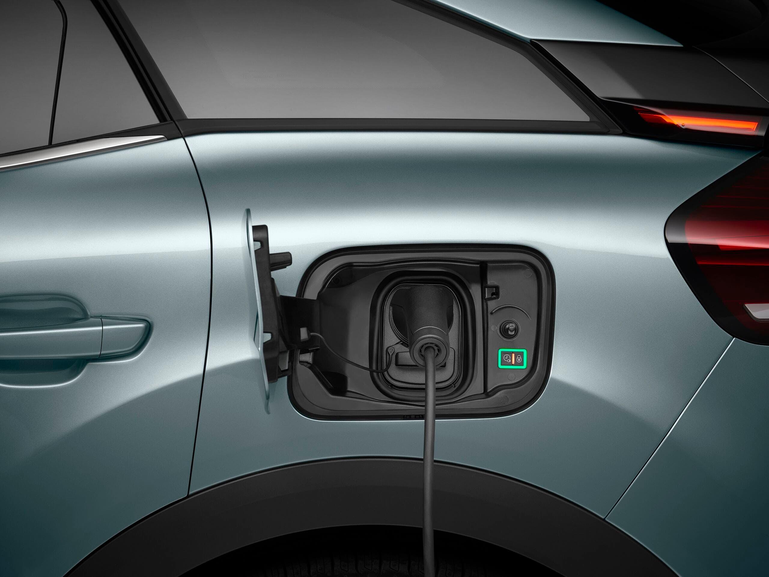 Citroën e-C4 app MyCitroën