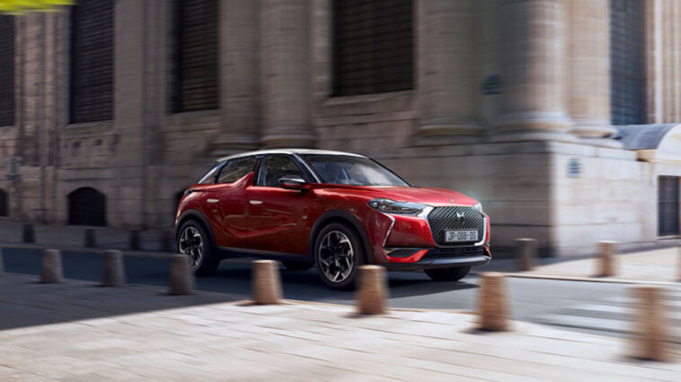 DS 3 Crossback Connected Chic