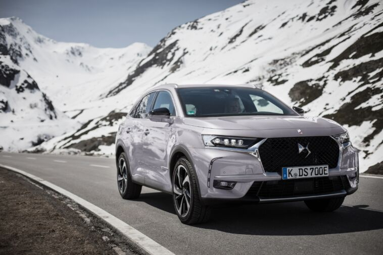 DS 7 Crossback E-Tense 4x4 terreni difficili
