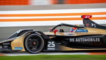 DS Automobiles Formula E