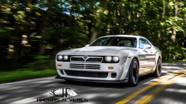 Dodge Challenger Lancia