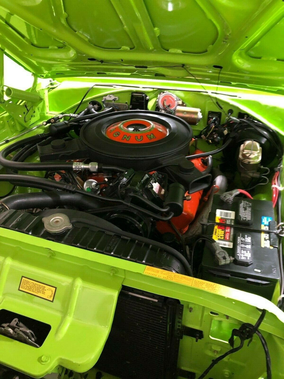 Dodge Charger R/T 1970 Sublime Green